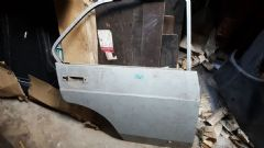 New Genuine Right Hand Rear Door Mk2 Escort 4 Door Saloon